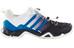 adidas Terrex Swift R GTX Schoenen Heren grijs/blauw